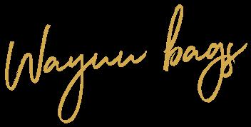 AALUNA 100% Handmade Wayuu Handbags - Chic and ethical bags and accessories
