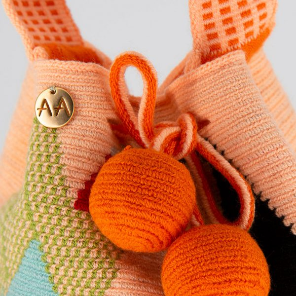 Toucan Handbag   AALUNA Handmade Accessories