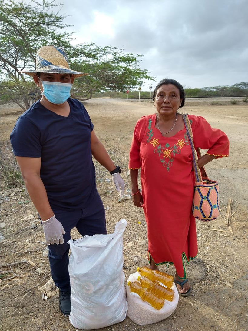 Wayuu People - Colombia